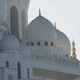Grand Mosque by Beh Heng Long - Buildings & Architecture Architectural Detail ( abu dhabi )