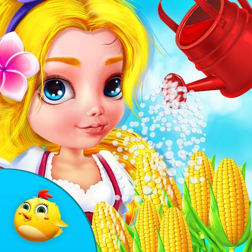 Baby Girl Farm Activities (game)