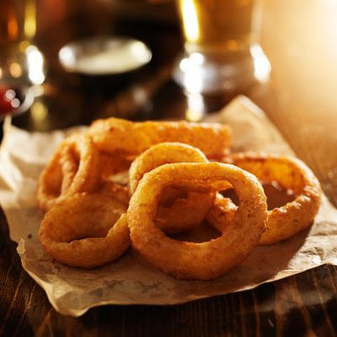 Copycat TGI Friday's Onion Rings