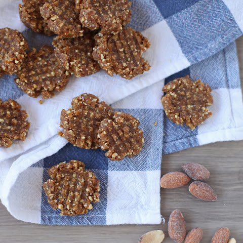 Four Ingredient No-Bake Cookies