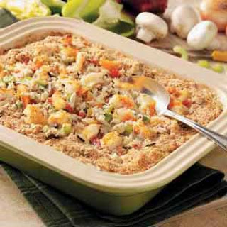 Healthy Baked Seafood Casserole Recipes