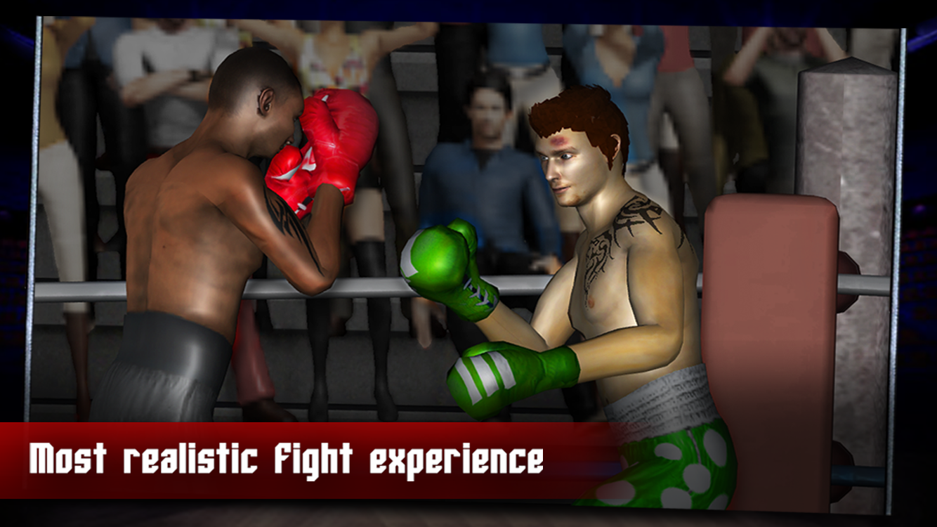 Play Boxing Games 2016 Screenshot 8