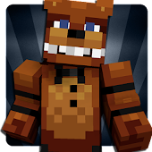 Skins FNAF and Sister Location for Minecraft PE  for Android