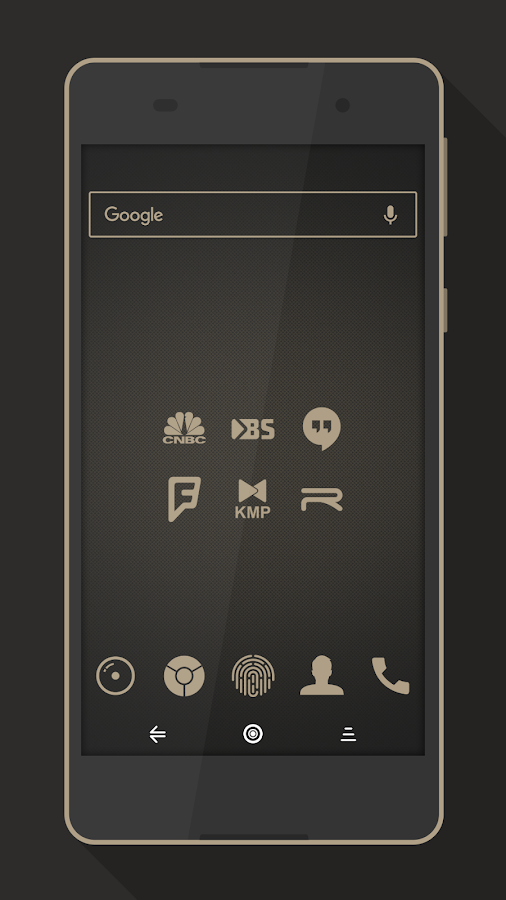 Rest - Icon Pack Screenshot 7