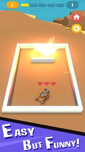 BANG! - A Physics Shooter Game
