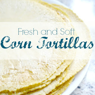 Homemade Corn Tortilla Without Masa Harina Recipes