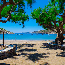 Sifnos, Greece by Inês Rodrigues - Landscapes Beaches