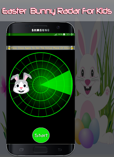 Easter Bunny Radar 2017 For PC