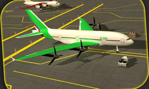 Transporter Plane 3D screenshot 3