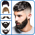 Men Mustache & Hair Styles APK for Bluestacks