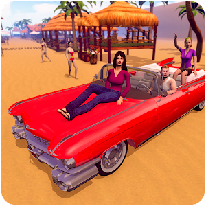 Miami Beach Car Summer Party For PC / Windows 7/8/10 / Mac – Free Download