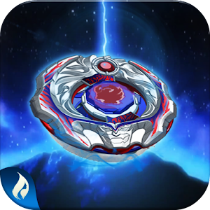 Be Ready to the bladders tournament for the battle of spin blade APK Icon