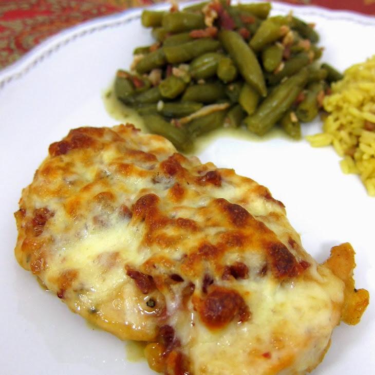 Easy Honey Mustard Mozzarella Chicken Recipe   Yummly