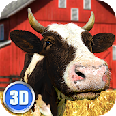 Euro Farm Simulator: Kühe