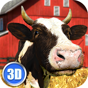 Euro Farm Simulator: Cows Icon