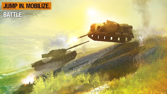 World of Tanks Blitz APK for Nokia