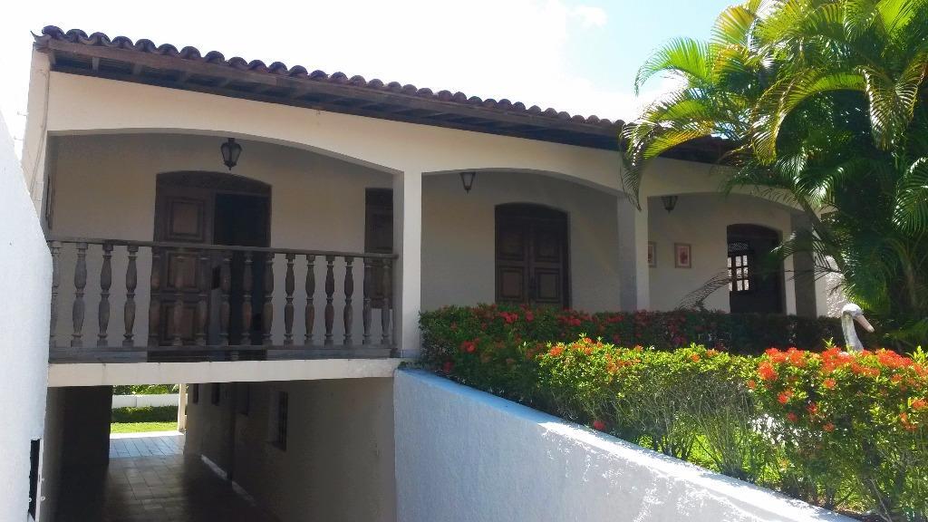 Casa residencial à venda, Bairro dos Ipês, João Pessoa - CA1321.