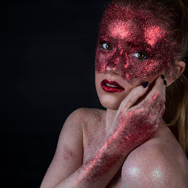 by Haylee Pincus - People Body Art/Tattoos ( haylee pincus, hd photography, glitter )