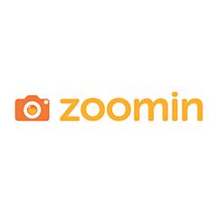 Zoomin, ,  logo
