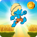 Game Smurfs Epic Run apk for kindle fire