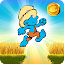 Download Android Game Smurfs Epic Run for Samsung