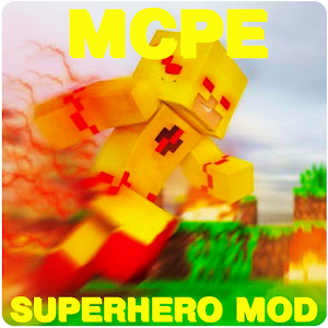 Superhero Mod For MCPE
