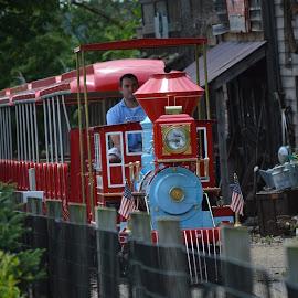by Stacy Brown-Austin - City,  Street & Park  Amusement Parks