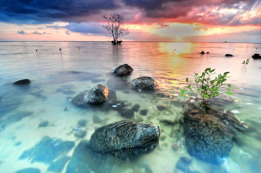 lovely Landscape by Rawi Wie - Landscapes Weather