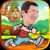 Game Pineapple Pen PPAP Run version 2015 APK