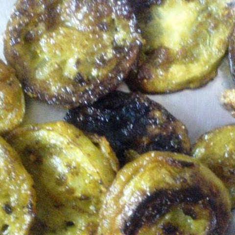 Green Tomatoes Fried