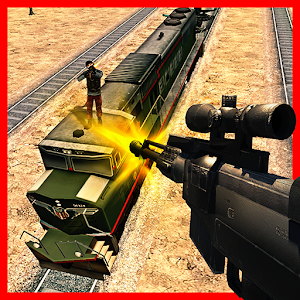 Cover art Train Attack 3D
