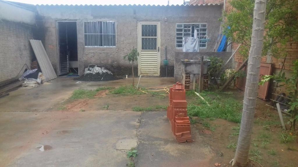 Casa residencial à venda, Núcleo Residencial Vila Vitória, C...