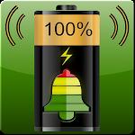 Full Battery Alarm Icon