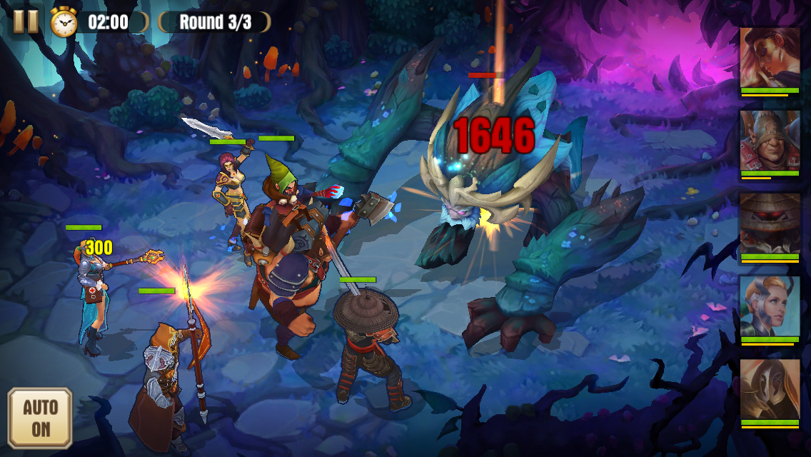 Juggernaut Wars – Arena Heroes Screenshot 13