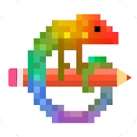 Pixel Art  Color by Number Book pour PC (Windows / Mac)