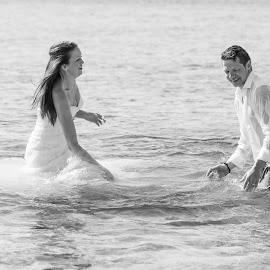 by Sean Parker - Wedding Bride & Groom (  )