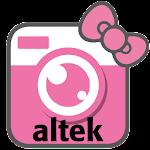 Hello Kitty Cubic Camera Icon