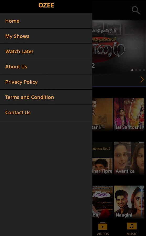 OZEE - Entertainment Now Screenshot 5