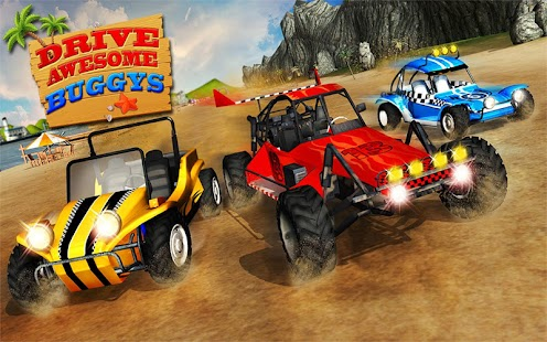 Buggy Stunts 3D: Beach Mania (Mod Money/Ad-Free)