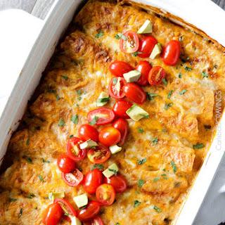 Mexican Cheese Onion Enchiladas Recipes