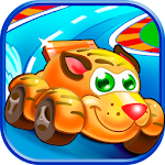 Kids race - racing for kids Icon