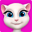 Game My Talking Angela APK for smart watch