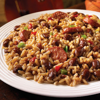 Uptown Red Beans and Rice Recipe with Printable JENNIE-O & Zatarain's Coupons!