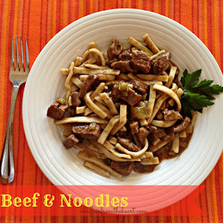 Creamed Beef Sauce With Noodles Recipes