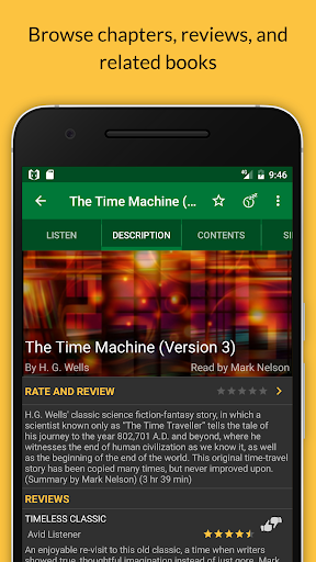 LibriVox Audio Books Free screenshot 3