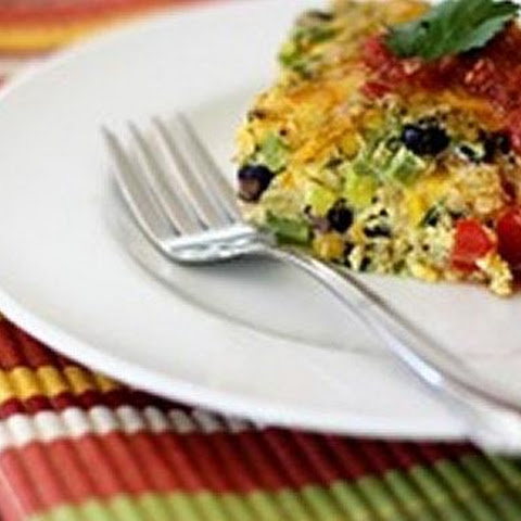Spicy Mexican Breakfast Casserole