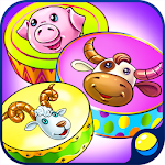 Drums for Toddlers, Kids - Music Game with Animals file APK Free for PC, smart TV Download
