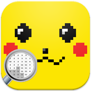 Pika Pixel Art - New Pokemon Coloring By Numbers For PC / Windows 7/8/10 / Mac – Free Download