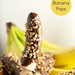 Banana Ice Pops Recipes