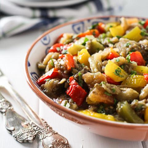 10 Best Mediterranean Eggplant Salad Recipes | Yummly